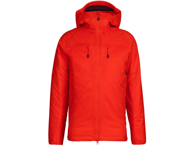 Mammut Rime IN Flex Jas met Capuchon Heren, spicy